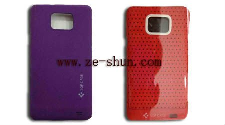 for Samsung i9100 silicone case B