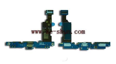 Mobile Phone Spare Parts Flex Cable For LG E960 Nexus 4 Plun In