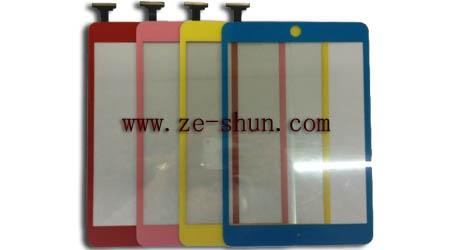 Digitizer Touch Screen / Apple IPad Spare Parts For Ipad Mini Touchscreen Colorful