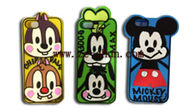 Cartoon Style Mobile Phone Silicone Cases apply to Iphone 5 / 5S exporters