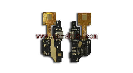 Durable Cell Phone Charger Connector Flex Cable For ZTE